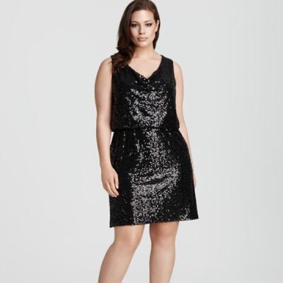 914ce00e Calvin Klein Dresses & Skirts - Calvin Klein Plus Size Sequin Dress Size 3x